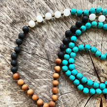 Load image into Gallery viewer, 108 Bead Mala Necklace | PURPOSE