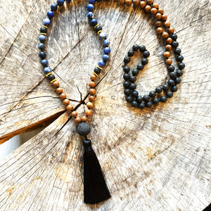 108 Bead Mala Necklace | STABILIZE