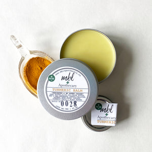 Turmeric Balm *sensitive skin*