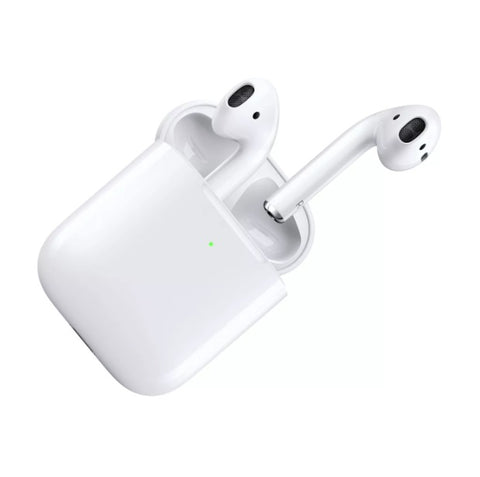 AirPod 2 Style - 1:1 Earbuds (Wireless Charging/GPS Tracker/Auto Pause Ear Sensor)