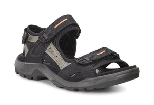 ECCO YUCATAN MEN'S SANDAL BLACK