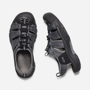 KEEN Men's Newport H2 Black/Steel