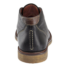 Load image into Gallery viewer, Johnston & Murphy Copeland Chukka Black