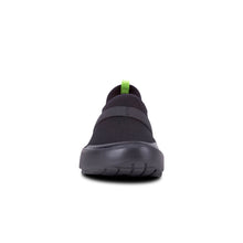 Load image into Gallery viewer, OOFOS OOMG Women's Low Black
