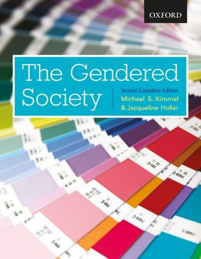 Gendered Society 2nd Canadian edition by Michael S. Kimmel 9780199008223 (USEDACCEPTABLE)