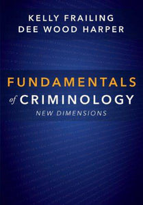 Fundamentals of Criminology *A75