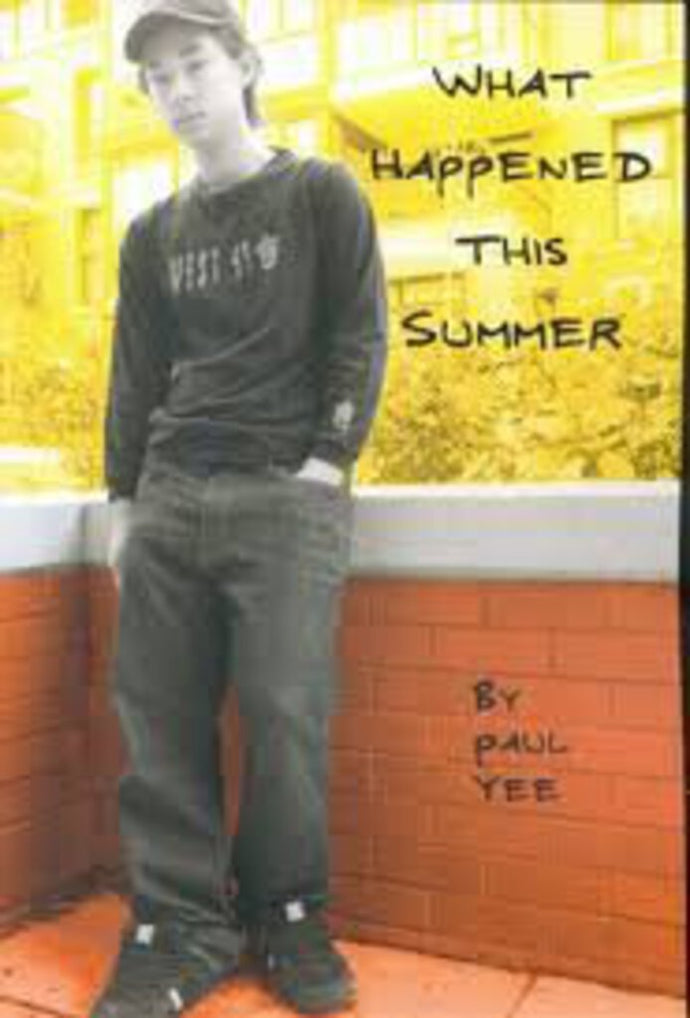 What Happened This Summer by Paul Yee 9781896580883 (USED:GOOD) *D13
