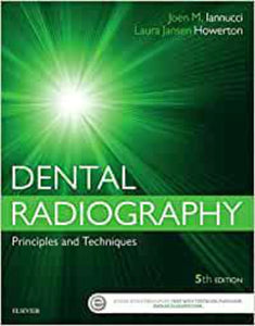 Dental Radiography 5th Edition 9780323297424 (USED:ACCEPTABLE; contains some highlights/writings) **107e