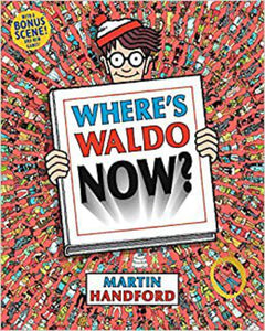 Where's Waldo Now? 9781536210668 *fs