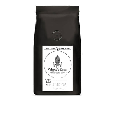 Wildland Firefighter Blend w/Extra Caffeine