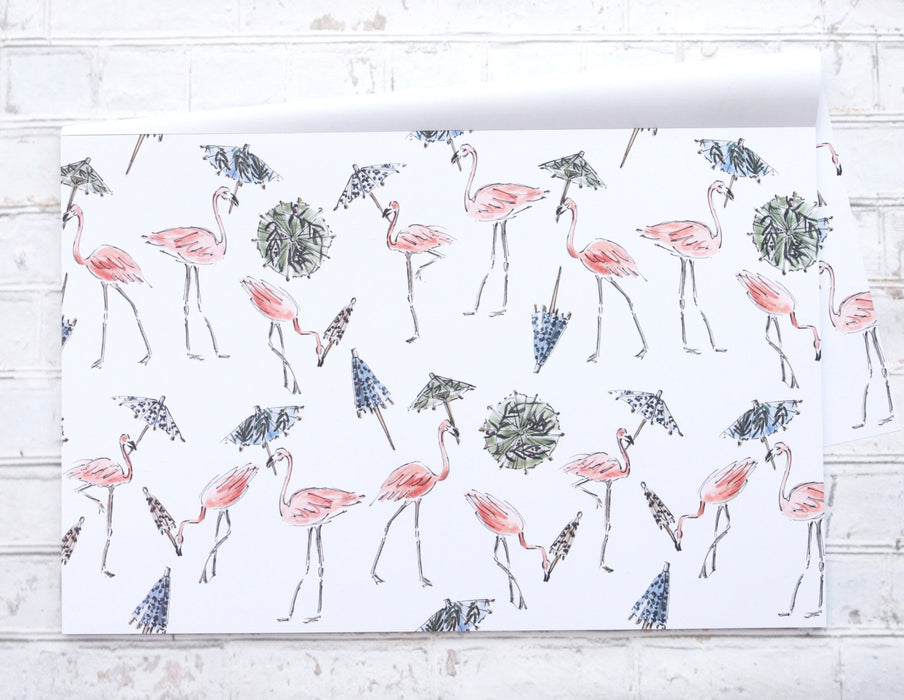 """party animals"" - napperons de papier / paper placemats"