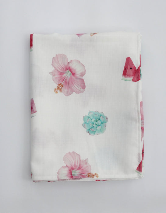 Nappe tropical - tablecloth tropical