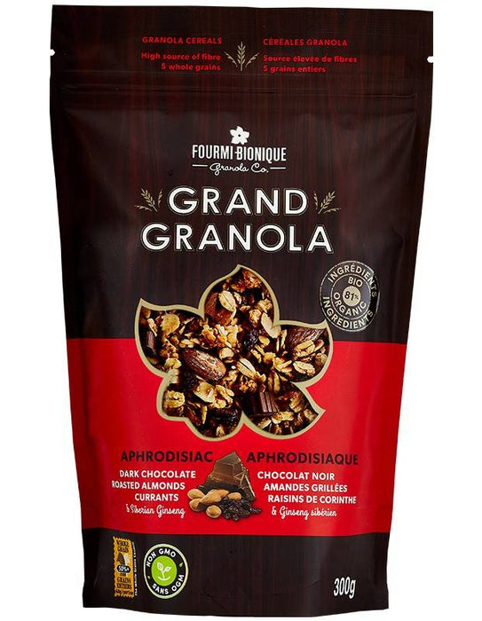 Grand granola aphrodisiaque