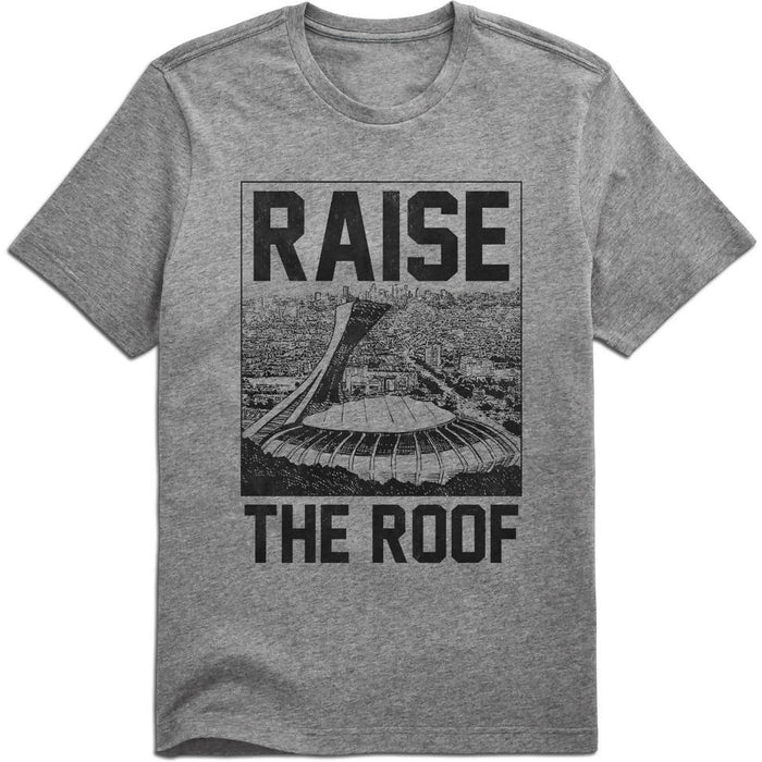 T-shirt raise the roof