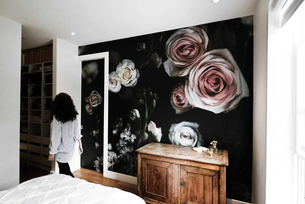 Murale blossom in your home