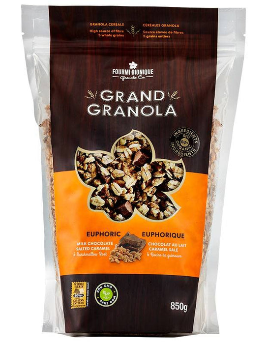 Grand granola euphorique