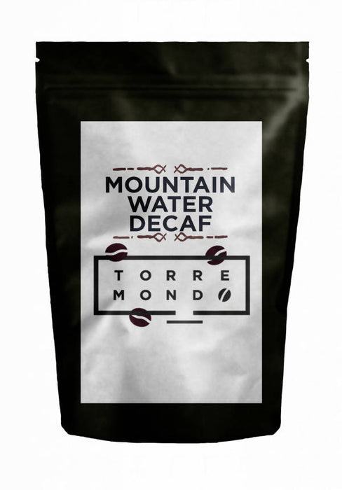 Mountain water decaf en grains/whole bean