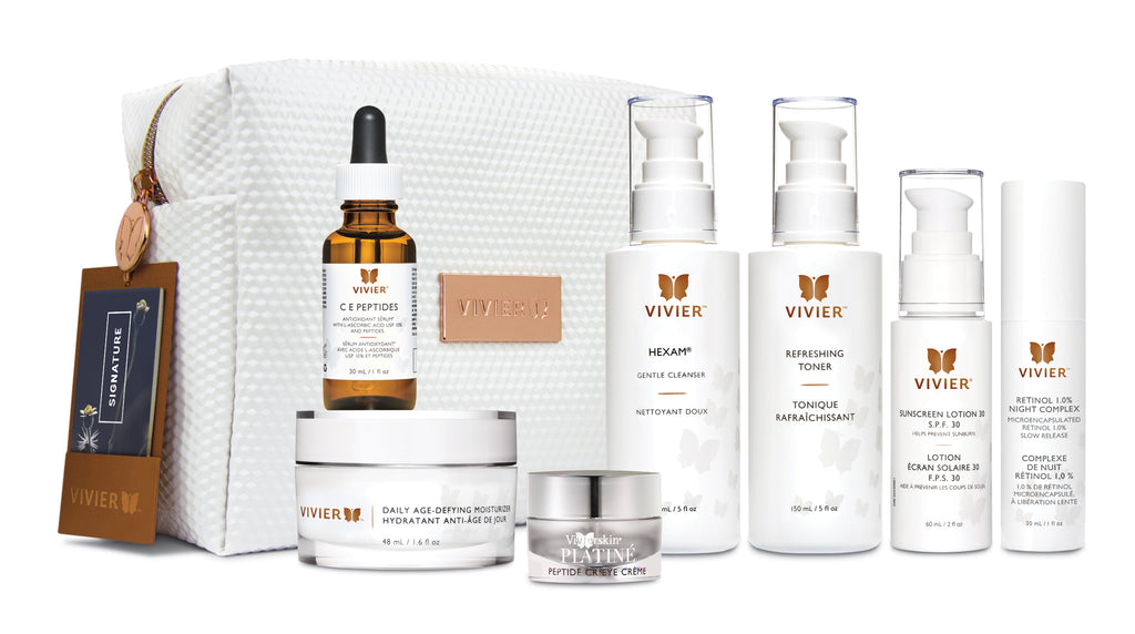 Vivier Signature Anti-Aging Kit