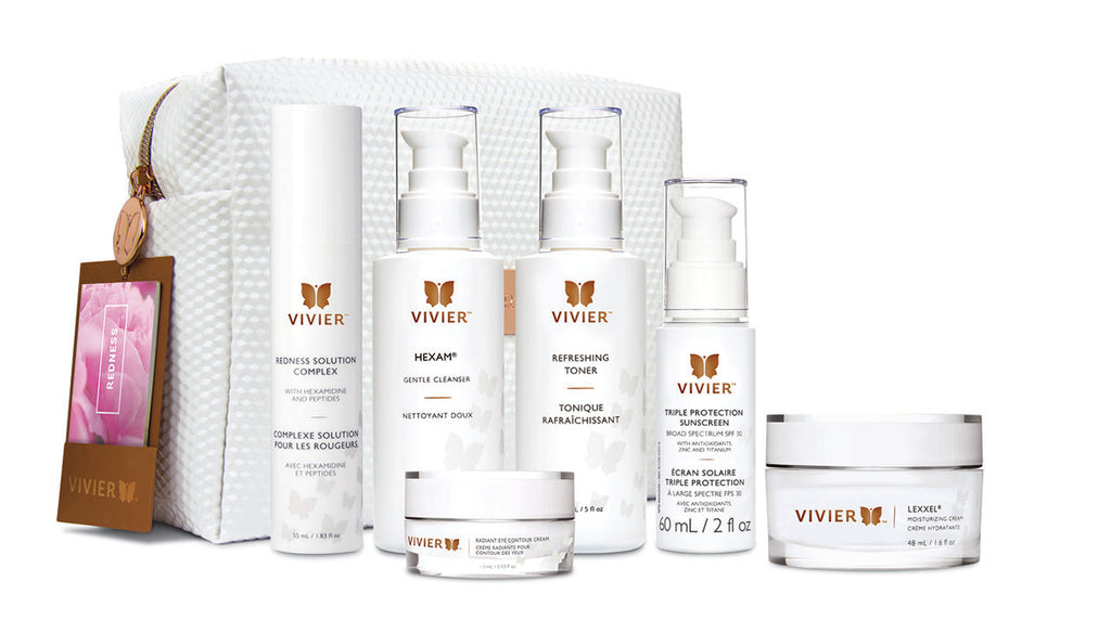 Vivier® Anti-Aging Redness Program