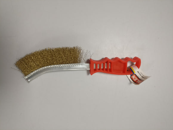 Curved Wire Brush - Galdes & Mamo