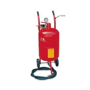 20 GALLON PORT SANDBLASTER - Galdes & Mamo