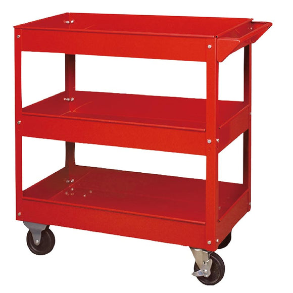 TOOL TROLLY 3 LAYER OPEN - Galdes & Mamo