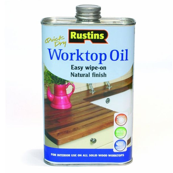 Worktop Oil 500ml - Galdes & Mamo