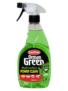 500 ML DEMON GREEN MULTI CLEANER - Galdes & Mamo