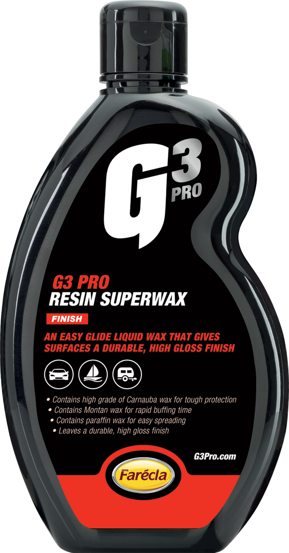 500 ML G3 PRO SUPERWAX - Galdes & Mamo