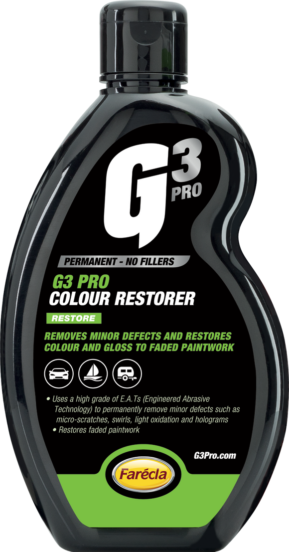 500 ML G3 PRO COLOUR RESTORER - Galdes & Mamo
