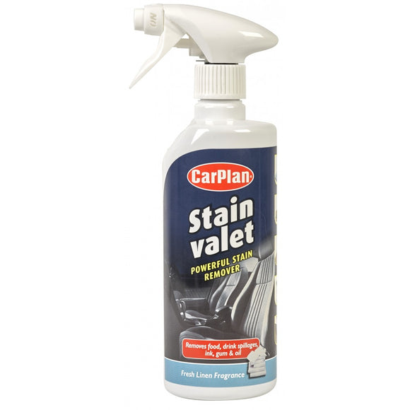 600ML STAIN VALET CAR PLAN - Galdes & Mamo