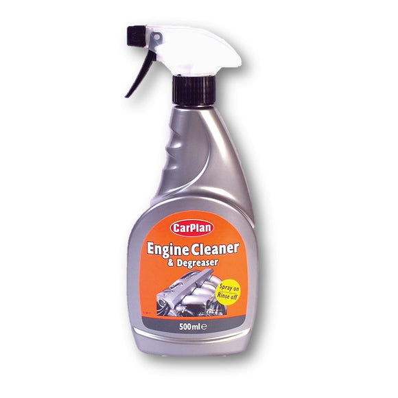 500ML ENGINE CLEANER & DEGREASER TRIGGER - Galdes & Mamo