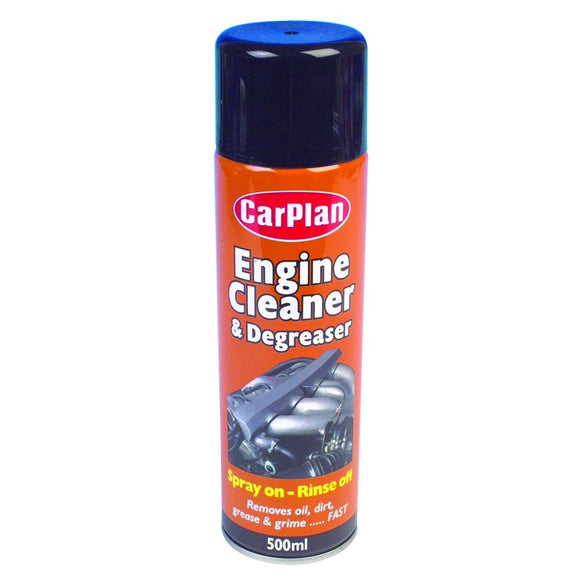 ENGINE CLNR/DEGREASER 500ML - Galdes & Mamo
