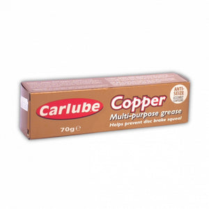 70 GRM TUBE COPPER GREASE - Galdes & Mamo