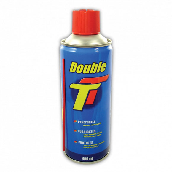 Double TT DTT400 Maintenance Spray Aerosol 400ml - Galdes & Mamo
