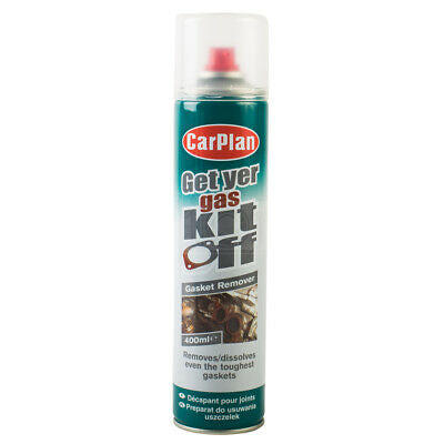 GET YOUR GASKIT REMOVER 400ML - Galdes & Mamo