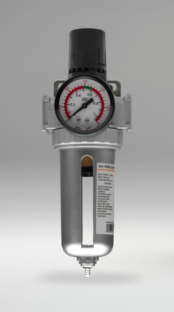 Airline Filter Regulator - Galdes & Mamo