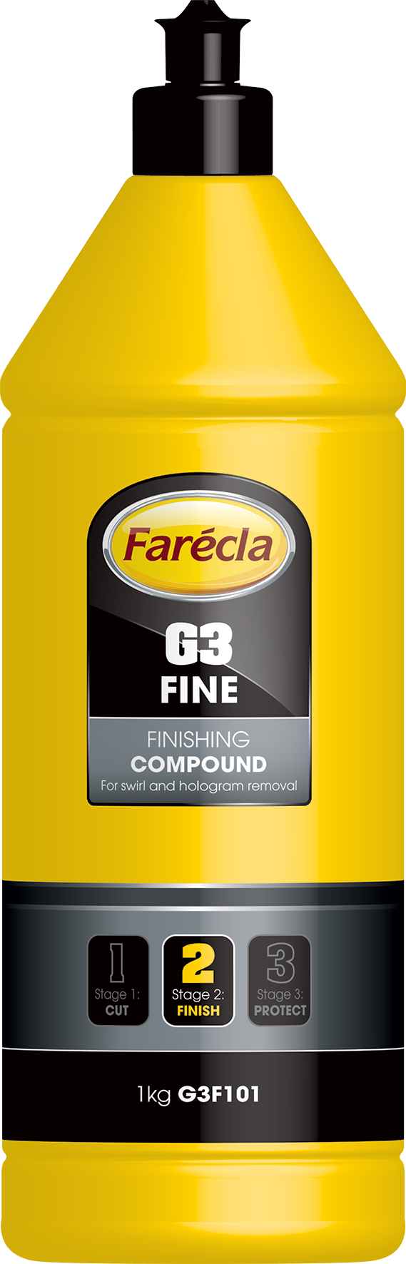1 KG G3 FINE FINISH COMPOUND  STAGE 2 - Galdes & Mamo