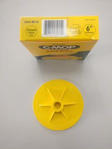 ADV G-MOP BACKING PLATE 16MM - Galdes & Mamo