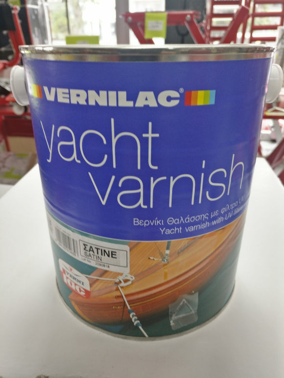 750ml YACHT/WOOD VARNISH SATIN - Galdes & Mamo