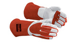 Pair of Telwin Pro Welding Gloves Leather - Galdes & Mamo
