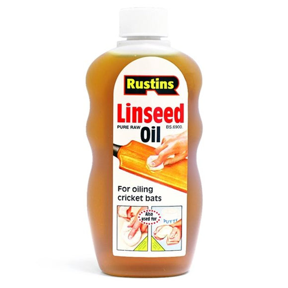 Raw Linseed Oil 500ml - Galdes & Mamo