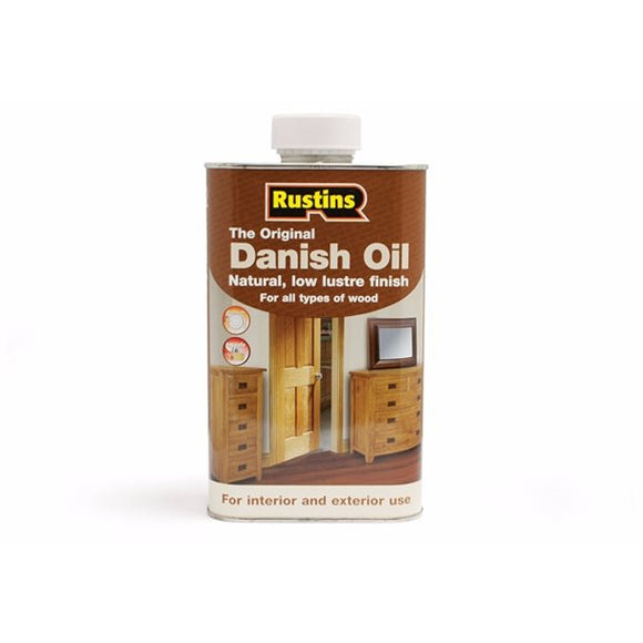Danish Oil 500ml - Galdes & Mamo