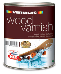 750ml WOOD VARNISH GLOSS - Galdes & Mamo