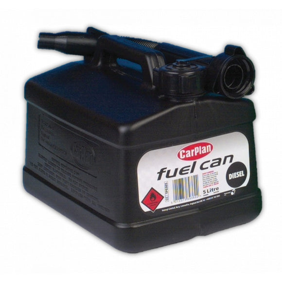 FUEL CAN DIESEL 5LT - Galdes & Mamo