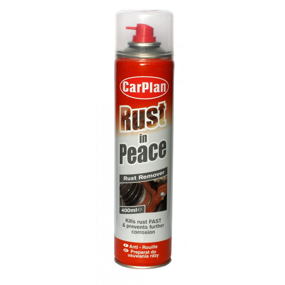 CARPLAN RUST IN PEACE 400ML - Galdes & Mamo