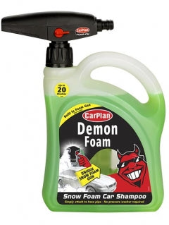 2LT DEMON FOAM WITH SNOW FOAM GUN - Galdes & Mamo