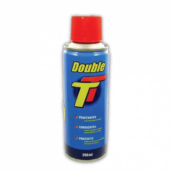 Double TT DTT200 Maintenance Spray Aerosol 200ml - Galdes & Mamo
