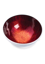 Load image into Gallery viewer, Namaste Large Recycled Aluminium Salad Bowl