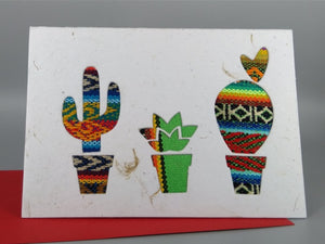 Artizan International  C6 Card - Cactus